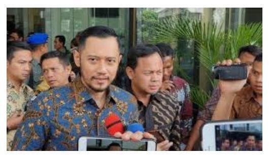 AHY Klaim Gerakan Kudeta Demokrat Libatkan Pejabat Di Lingkaran Presiden Jokowi
