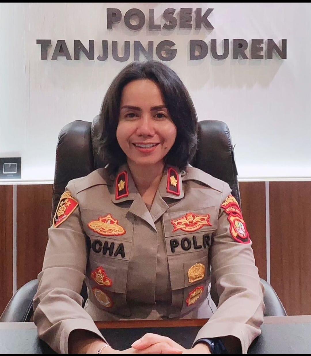 Menyambut Idul Adha 1442 H Personel Polsek Tanjung Duren Menyisihkan Rezeki nya Ke dalam Celengan Qurban