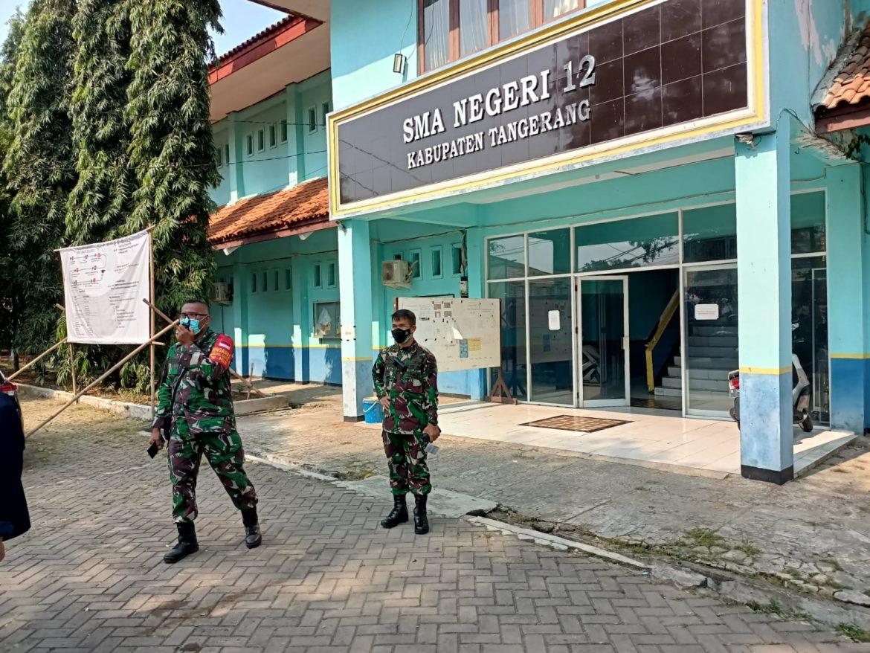 Dandim 0510/Tigaraksa serbu vaksin masyarakat Pantura bersama ASG, Polri dan Pemda Kab Tangerang.