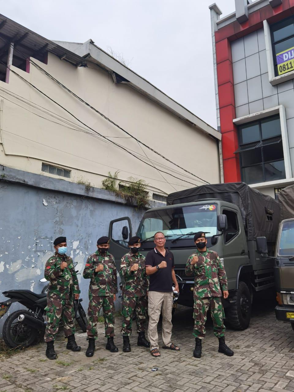 Disaat Pandemi Covid 19 Kurniawan Tan Salurkan Bantuan Puluhan Ribu Indomie Instan Berbagi Kasih Kepada Warga Terdampak Covid-19