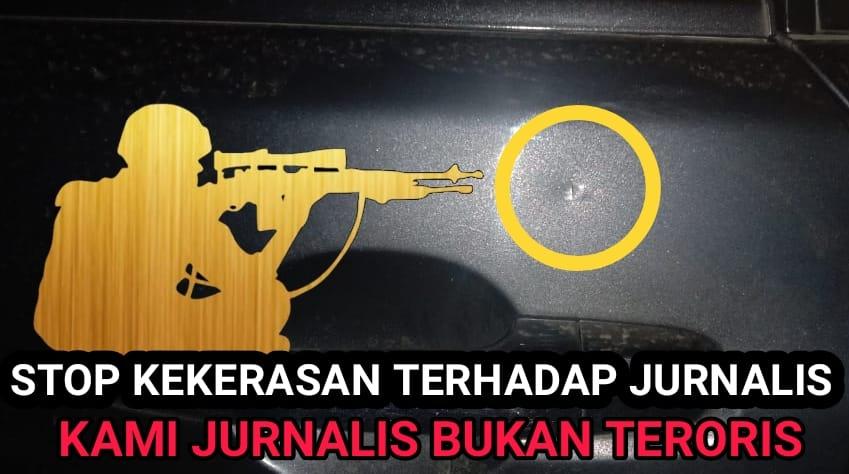 Terkait Viralnya Pemberitaan di Subang, Team Media Purna Polri Mendapat Aksi Teror Tembakan