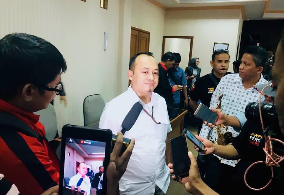 Ketua Organisasi Pers dan Ratusan Media Menanti Aksi Polisi Terkait Sipil Ancam Jurnalis Gunakan Senpi