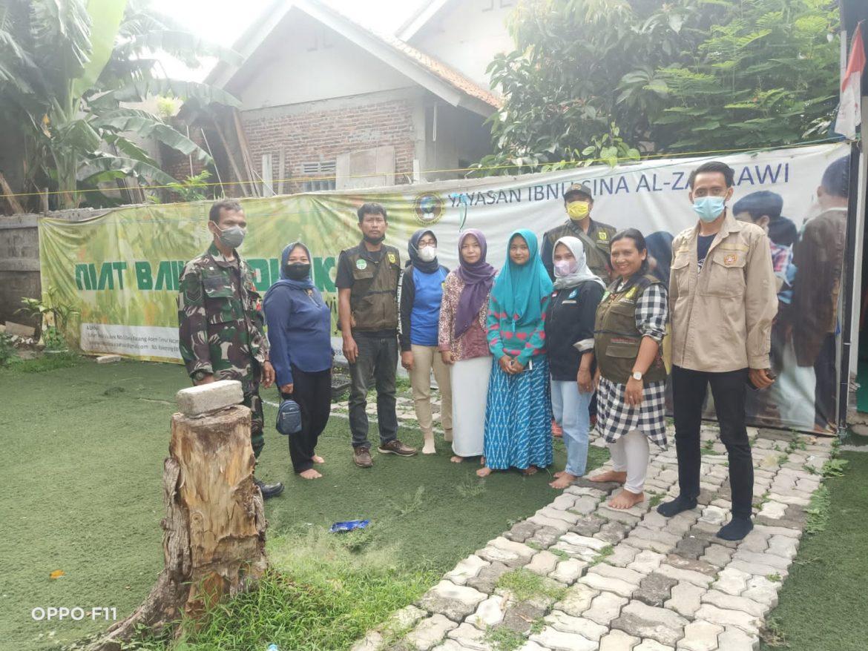 Babinsa Karanggan Serka Leonard Rgk Mengamankan Anak Sekolah Putri Smp 2 Citereup yang Kabur dari Rumah di Duga di Perkosan Pamannya