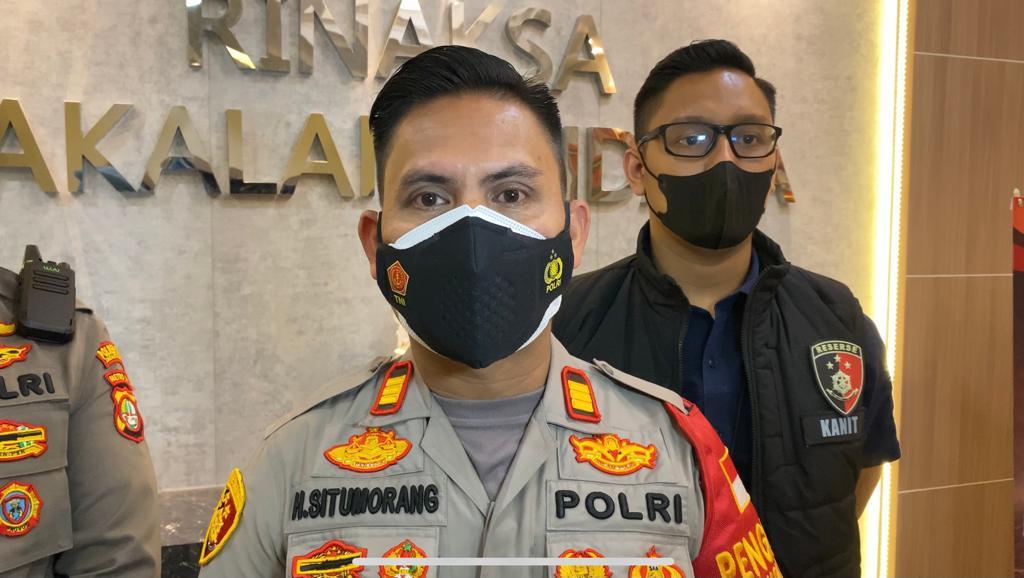 Polsek Kalideres Polres Metro Jakbar Lakukan Olah TKP dalam Kasus Perampasan dan Penganiyaan