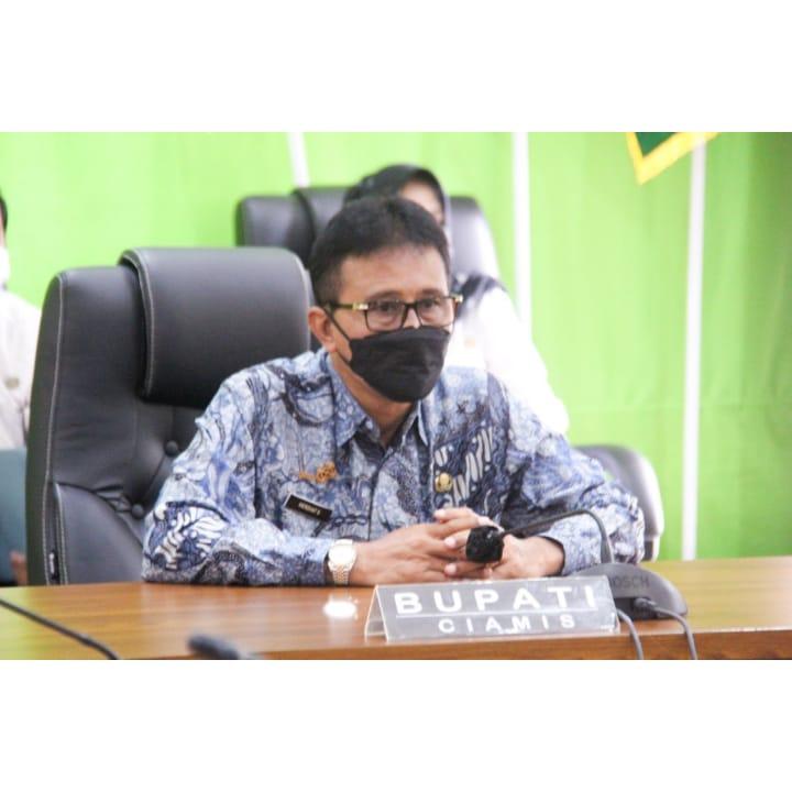 Pemkab Ciamis Meraih Penghargaan Anugerah Parahita Ekapraya Kementrian PPPA